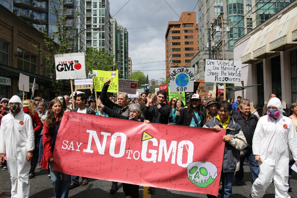 March Against Monsanto, Vancouver, May 25, 2013. Photo by Rosalee Yagihara, CC BY 2.0