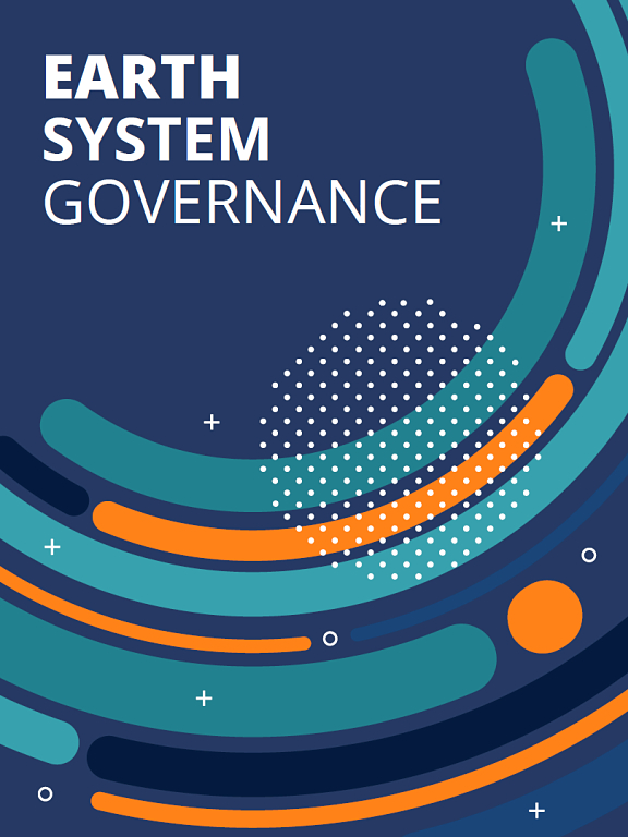 Earth System Governance cover