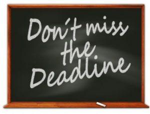 deadline, by geralt at pixabay
