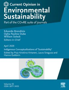 Current Opinion in Environmental Sustainability