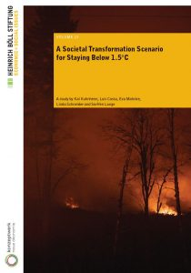 Societal Transformation Scenario report cover